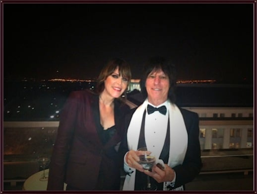 BETH HART JOINS JEFF BECK FOR BUDDY GUY TRIBUTE AT 35th ANNUAL KENNEDY CENTER HONORS