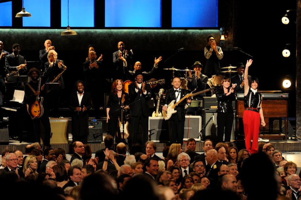 Press release: Jeff Beck & Beth Hart's show-stopping Kennedy Center Honors performance