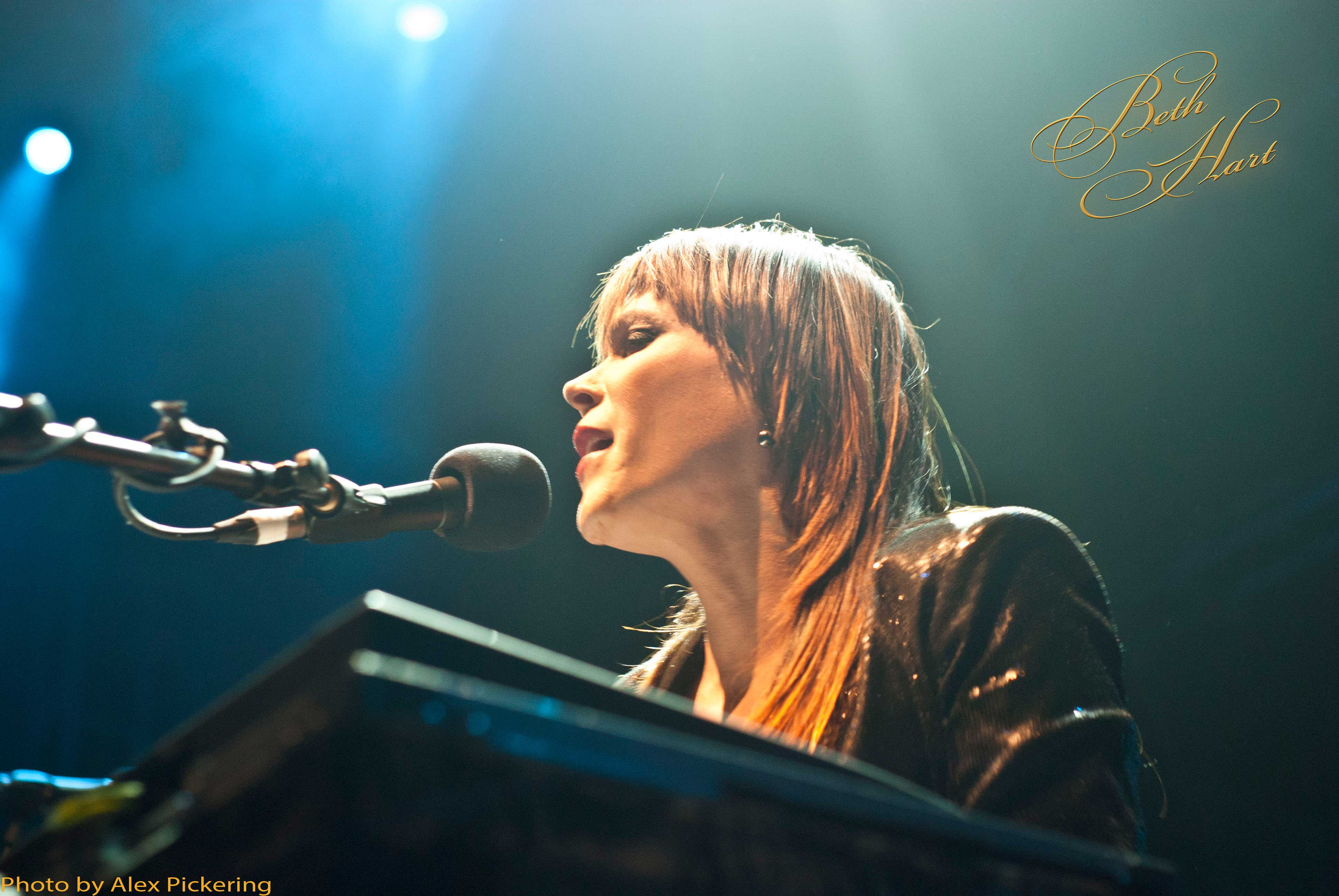 Beth Hart summer tour Europe 2013